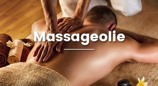 Massageolie Sauna & Wellness