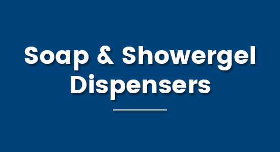 Soap & Showergel Dispensers