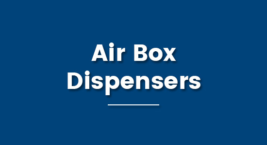 Air Box Dispensers